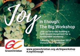Big Workshop flyer